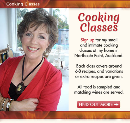 Cooking Classes with Julie Buiso